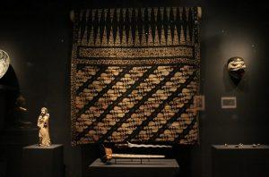 Batik Sir Thomas Stamford Raffles